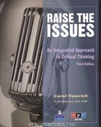Raise the Issues: An Integrated Approach to Critical Thinking - Carol Numrich (2001)