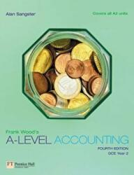 Frank Wood's A-Level Accounting (2002)