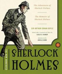 New Annotated Sherlock Holmes - Adrian Conan Doyle (2011)