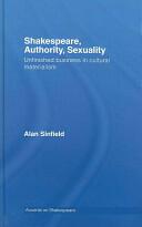Shakespeare, Authority, Sexuality (2008)