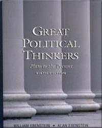 Great Political Thinkers - From Plato to the Present (1999)
