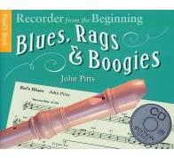 Recorder From The Beginning: Blues, Rags And Boogies Pupil's Book/CD (2002)