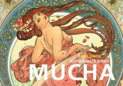 Postkartenbuch Alfons Mucha (2012)