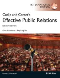 Cutlip and Center's Effective Public Relations (2012)