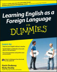 Learning English as a Foreign Language For Dummies (2009)