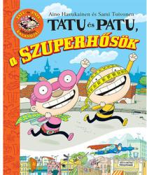 Tatu és Patu, a szuperhősök (2012)