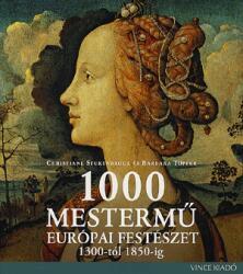1000 mestermű - Európai festészet (2012)