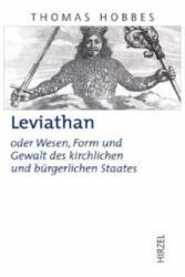 Thomas Hobbes. Leviathan (2012)