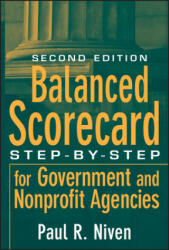 Balanced Scorecard - Paul R Niven (ISBN: 9780470180020)