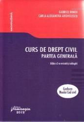 Curs de drept civil. Partea generală (0000)