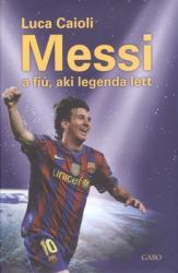 Messi (ISBN: 9789636895938)