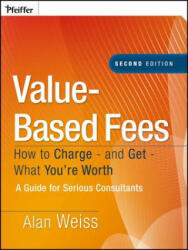 Value-Based Fees (ISBN: 9780470275849)