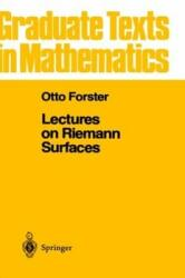 Lectures on Riemann Surfaces (1999)