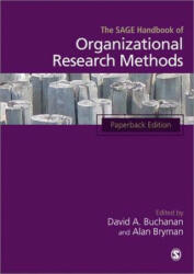 Sage Handbook of Organizational Research Methods (2011)