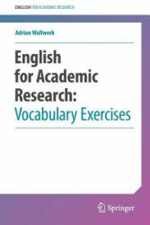 English for Academic Research: Vocabulary Exercises - Adrian Wallwork (2012)