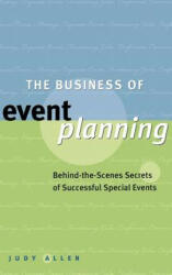 Business of Event Planning (ISBN: 9780470831885)