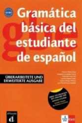 Gramática básica del estudiante de español, Deutsche Ausgabe - Rosario A. Raya, Alejandro Casta, Pablo Martinez Gila (2012)