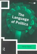 Language of Politics (1999)