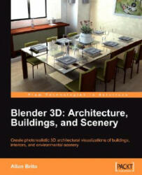 Blender 3D Architecture, Buildings, and Scenery - Allan Brito (2008)