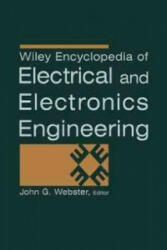 Wiley Encyclopedia of Electrical and Electronics Engineering, 24 Volume Set - John Webster, John G. Webster, Robert Ed. Webster (0000)
