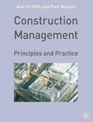 Construction Management - Principles and Practice (2003)