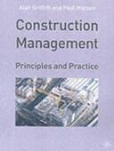 Construction Management - Alan Griffith (2003)