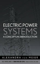 Electric Power Systems (ISBN: 9780471178590)