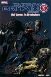Captain Britain and MI13 - Hell Comes to Birmingham (2009)