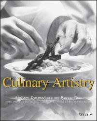Culinary Artistry (ISBN: 9780471287858)