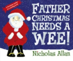 Father Christmas Needs a Wee (2012)