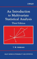 Introduction to Multivariate Statistical Analysis (ISBN: 9780471360919)