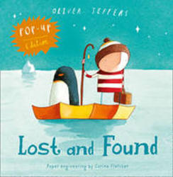 Lost and Found - Oliver Jeffers (2011)