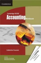 Cambridge IGCSE Accounting Workbook - Catherine Coucom (2012)
