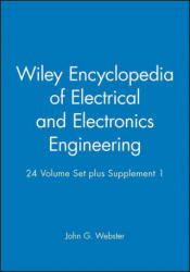 Wiley Encyclopedia of Electrical and Electronics Engineering - John G. Webster (ISBN: 9780471390527)