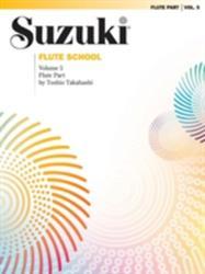 SUZUKI FLUTE SCHOOL VOL5 - Alfred Music (1999)