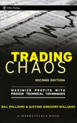 Trading Chaos - Justine Gregory-Williams, Bill Williams (ISBN: 9780471463085)
