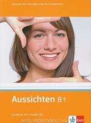 Aussichten B1 Kursbuch + 2 CDs (2012)
