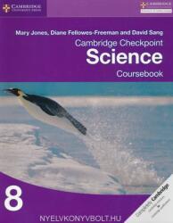 Cambridge Checkpoint Science Coursebook 8 (2012)