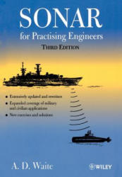 Sonar for Practising Engineers - A. D. Waite (ISBN: 9780471497509)