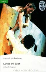 Level 3: Romeo and Juliet Book & MP3 Pack (ISBN: 9781447925798)