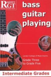 Bass Guitar Playing - Alan J Brown (2009)