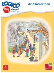 - AZ ÁLLATKERTBEN - LOGICO PRIMO (ISBN: 9789632941998)