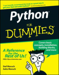 Python For Dummies (ISBN: 9780471778646)