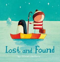 Lost and Found - Oliver Jeffers (2005)