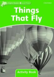 Dolphin Readers Level 3: Things That Fly Activity Book - collegium (ISBN: 9780194401661)