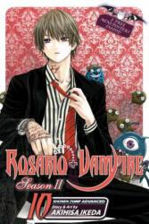 Rosario+Vampire: Season II, Vol. 10 - Akihisa Ikeda (2012)