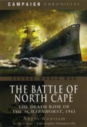 Battle of North Cape - Angus Konstam (2011)