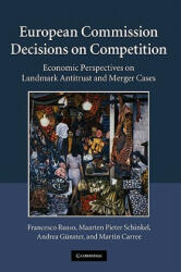 European Commission Decisions on Competition (2007)