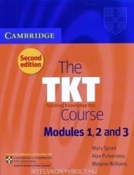 The TKT Course Modules 1, 2 and 3 Book (2001)