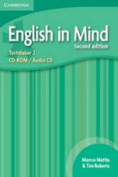 English in Mind Level 2 Testmaker CD-ROM and Audio CD (2010)